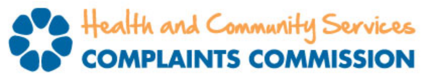 Health and Community Services Complaints Commission Logo