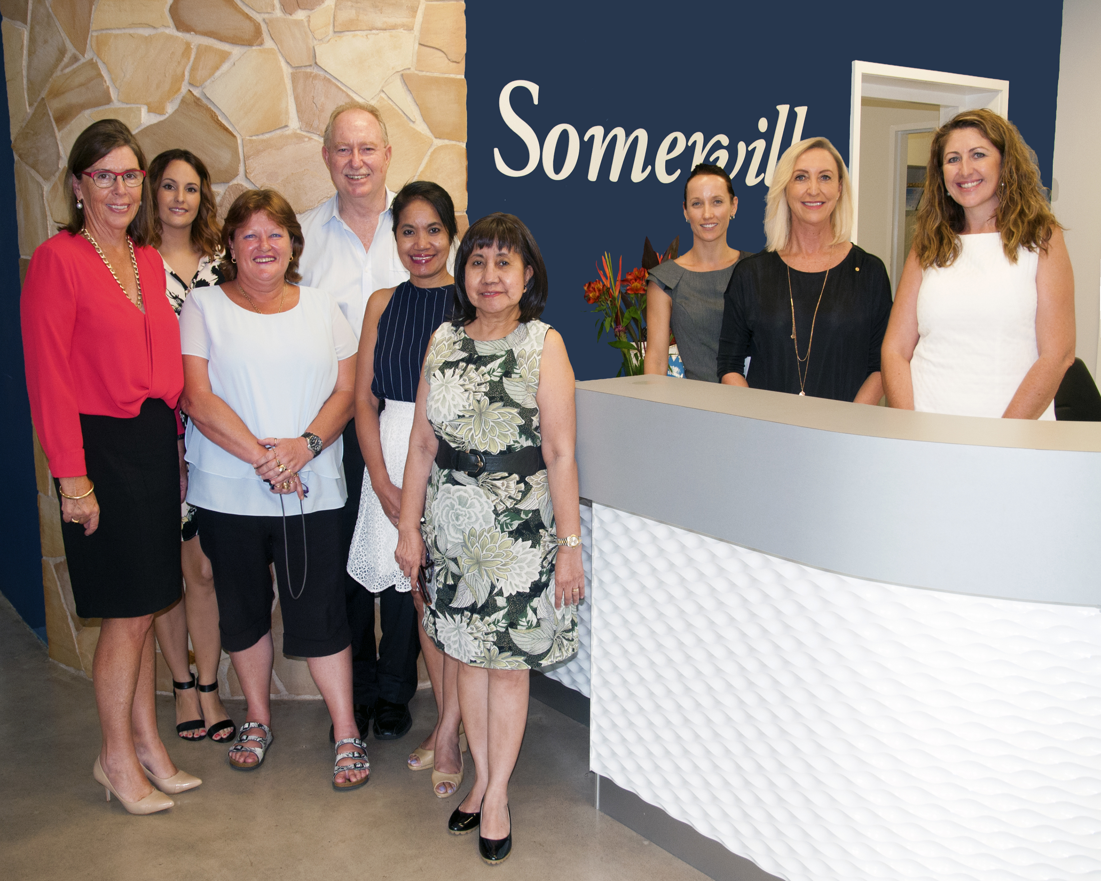 Deputy Chief Minister visits Somerville