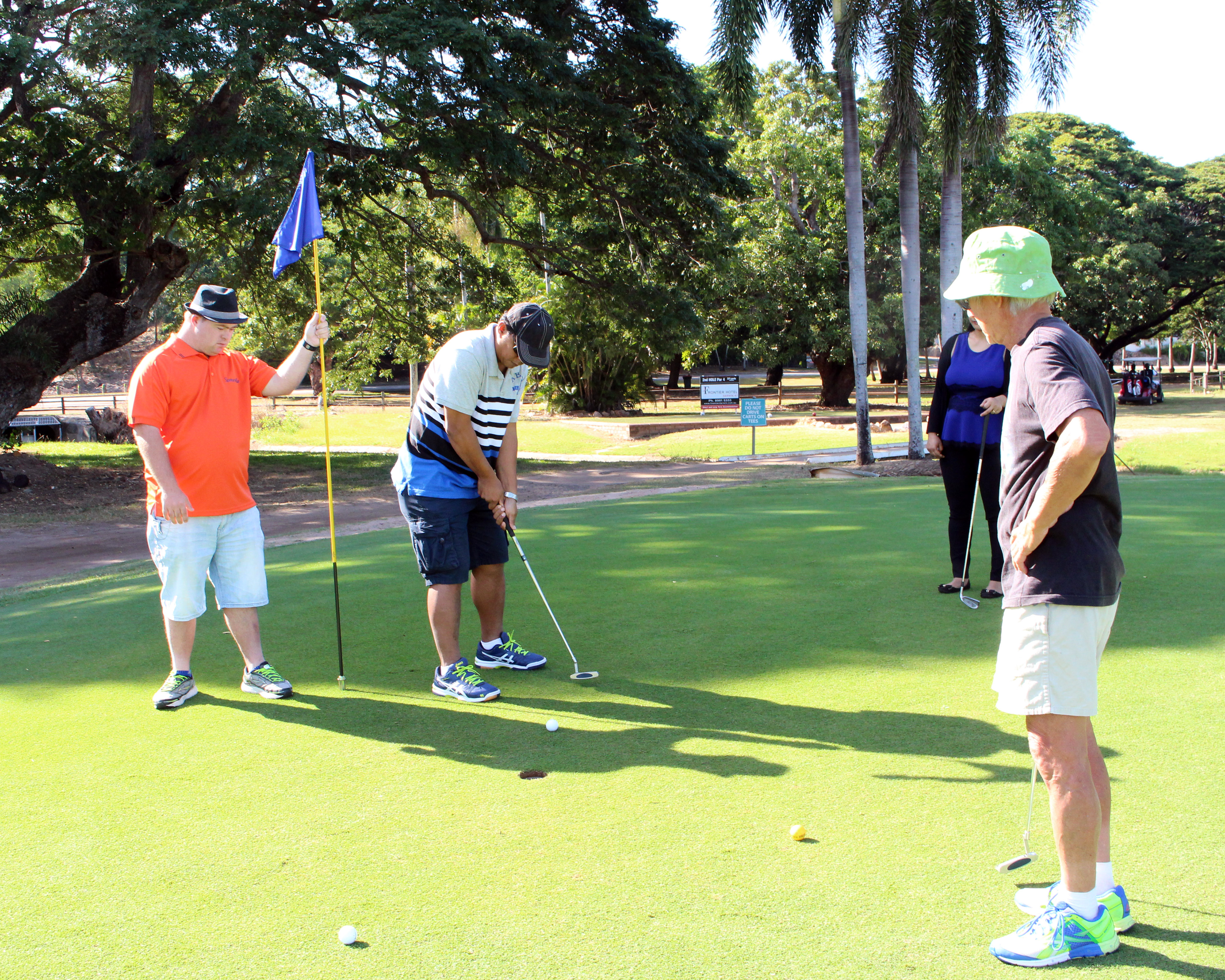 2016 Somerville Annual Golf Day