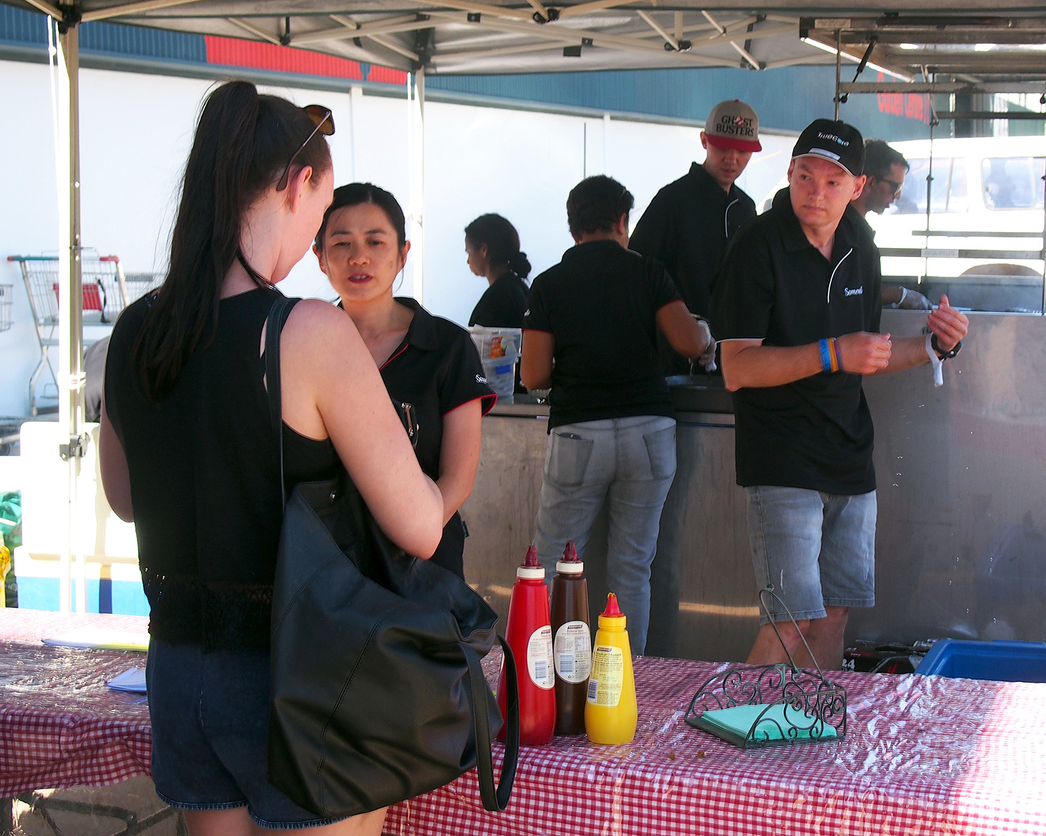 Bunnings Sausage Sizzle Fundraiser 2