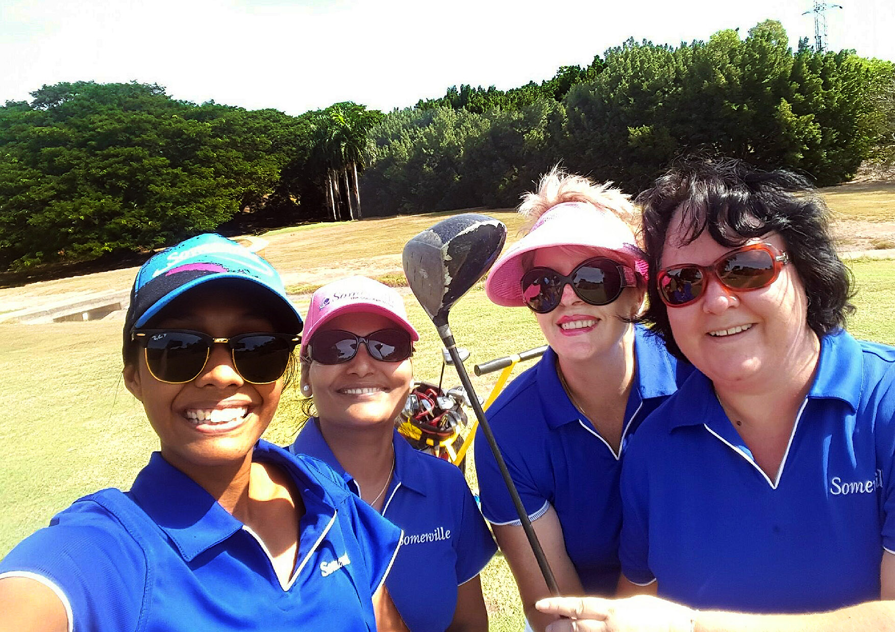 BWP Ladies Golf Day