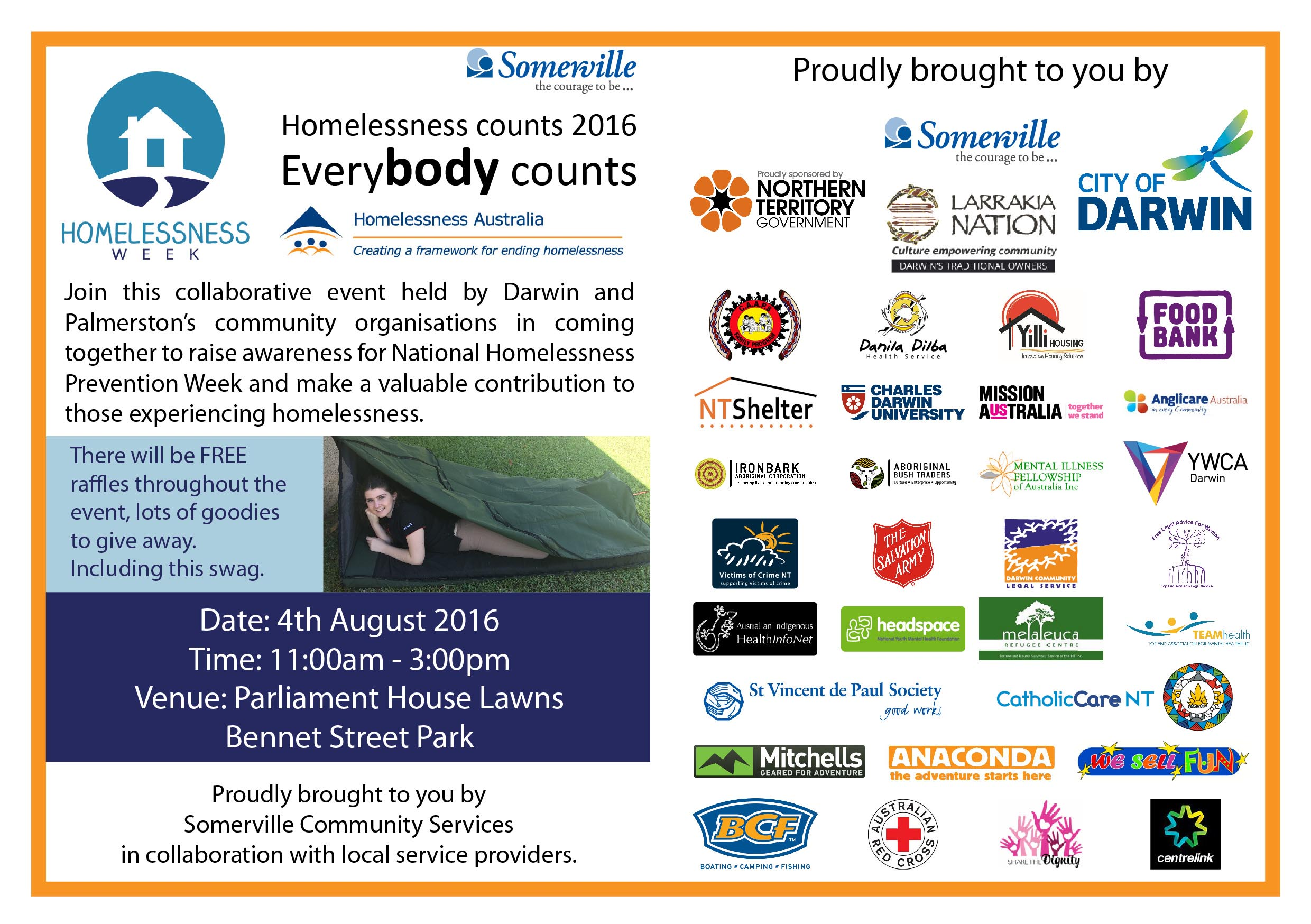 Homelessness Counts 2016 Expo Event